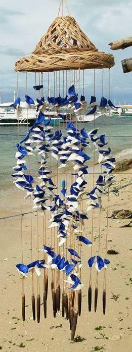coco medrib w/ double heart blue - unid