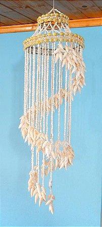 chandelier w/ vertagus 160 cm - unid