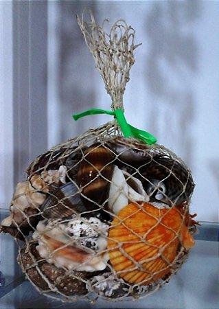 shell pack abaca net - 1kg