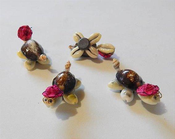mini turtle w magnet - pc/10