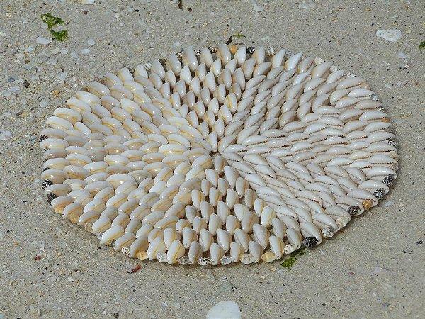 placemat solid 15 cm - unid
