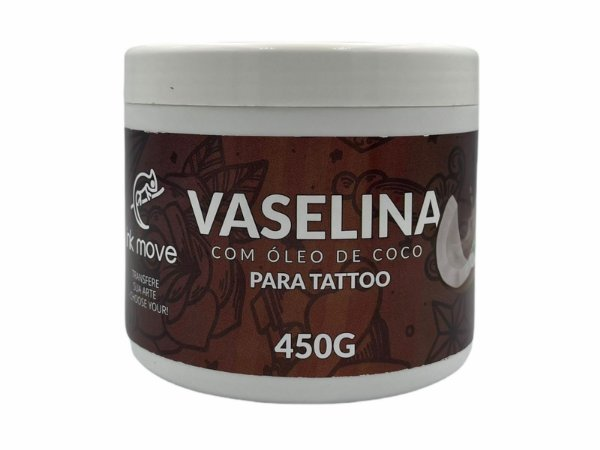 Vaselina Ink Move com Óleo de Coco 450g