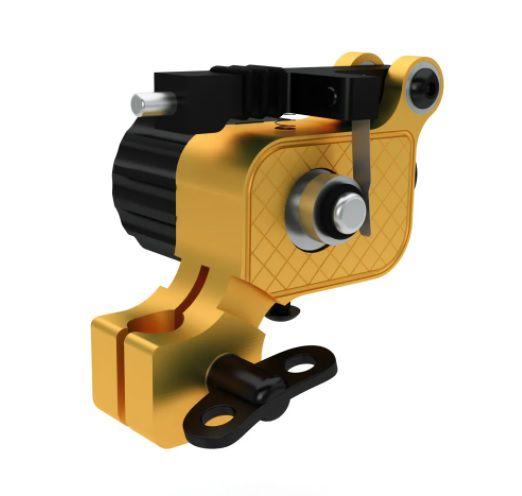 Maquina Iron Works Fly Tech - Dourado