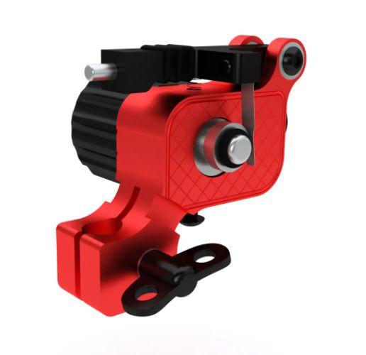 Maquina Iron Works Fly Tech - Vermelha