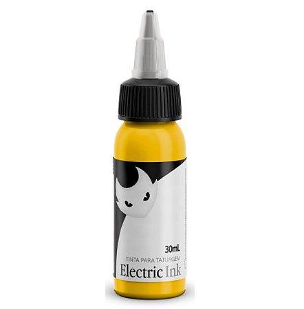 Tinta Electric Ink Amarelo Canário 30ml