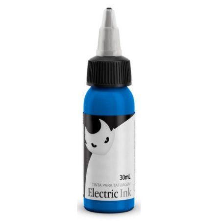 Tinta Electric Ink Azul Céu 30ml