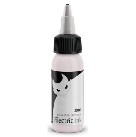 Tinta Electric Ink Branco Real 30ml