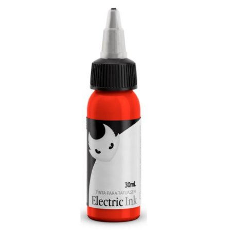 Tinta Electric Ink Laranja Real 30ml