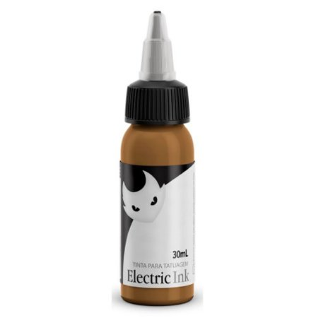 Tinta Electric Ink Mostarda 30ml