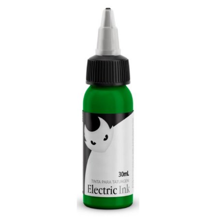 Tinta Electric Ink Verde Claro 30ml
