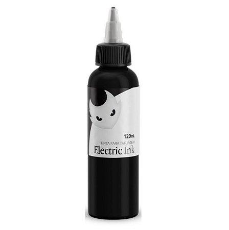 Tinta Electric Ink Preto Linha - 120ml