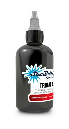 Tinta Starbrite Black Outlinning 30ml