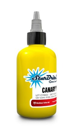 Tinta Starbrite Canary Yellow 30ml