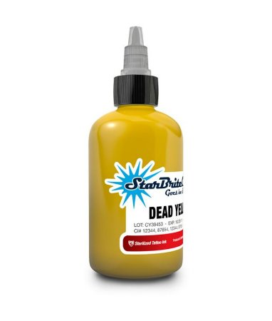 Tinta Starbrite Dead Yellow 30ml