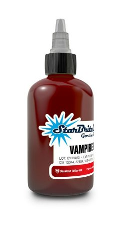 Tinta Starbrite Vampire Red 30ml