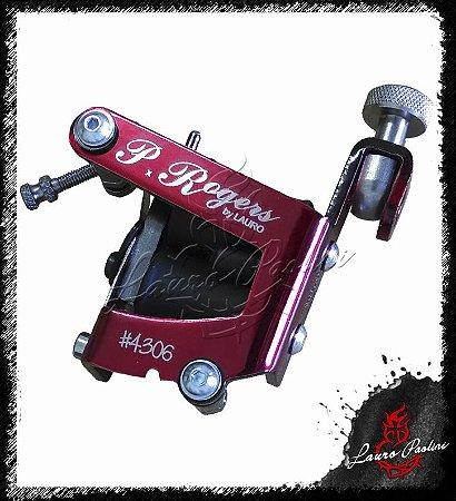 Máquina Lauro Paolini - Paul Rogers Especial Vermelha