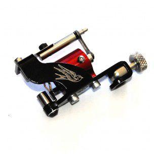 Máquina Rotativa Lauro Paolini - Basic IV Swallow - Vermelha