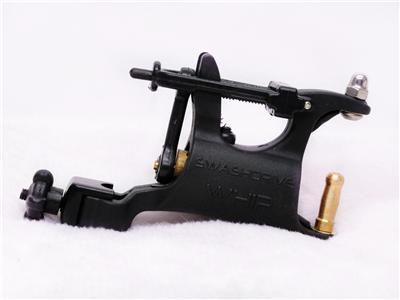 Máquina Rotativa Swashdrive Whip - Preta