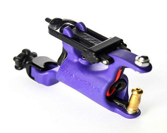 Máquina Rotativa Swashdrive Whip - Roxa