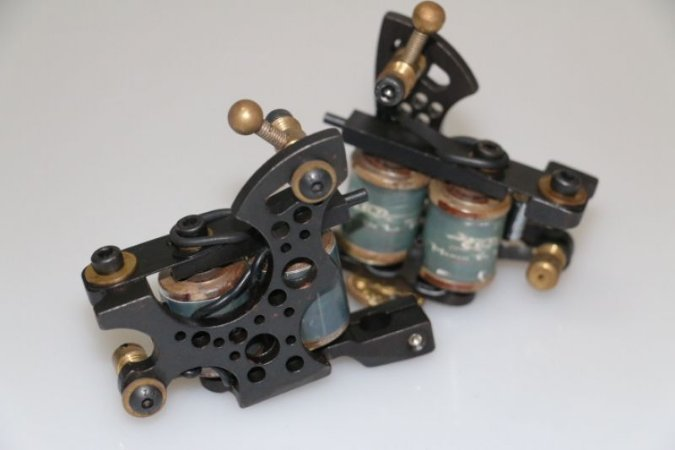 Máquina Marco De La Piel Shader - Mod 02