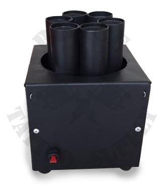 Misturador De Tintas P/ 6 tubos - 110v