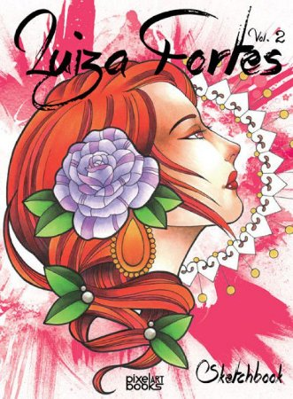 Sketchbook Luiza Fortes Vol. 02