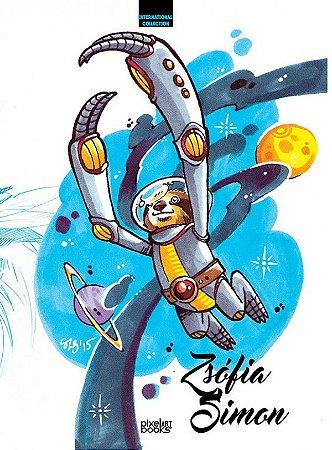 Sketchbook Zsofia Simon - International Collection