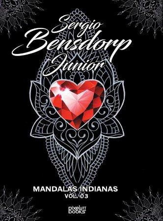 Mandalas Indianas Vol.03 - Sergio Bensdorp Jr.