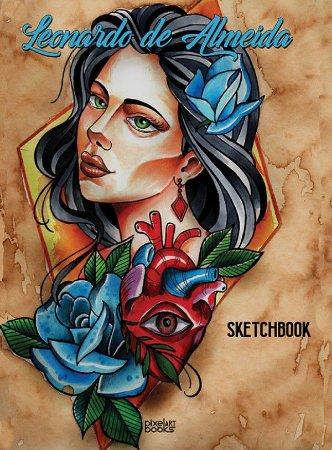 Sketchbook Leonardo de Almeida
