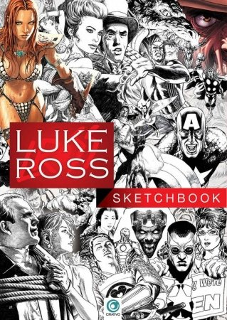 Luke Ross Sketchbook