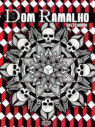 Sketchbook Dom Ramalho