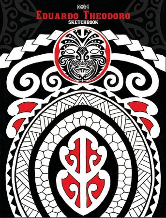 Sketchbook Eduardo Theodoro - Maori
