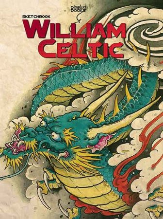 Sketchbook William Celtic