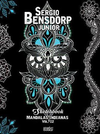 Mandalas Indianas Vol.02 - Sergio Bensdorp Jr.