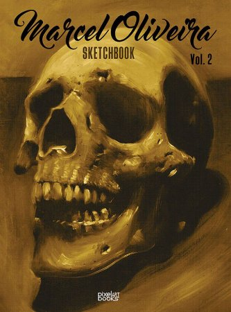Sketchbook Marcel Oliveira Vol.02