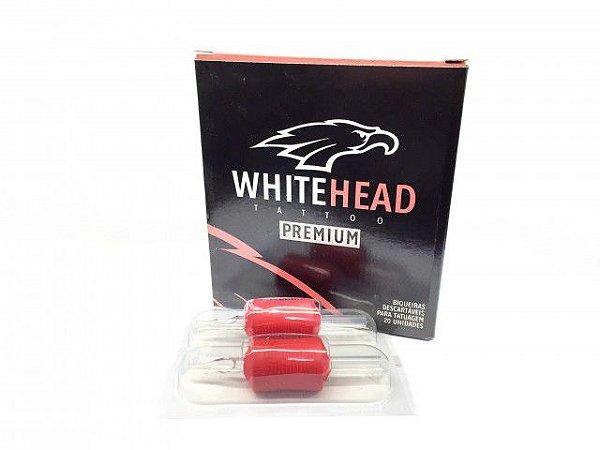 Biqueira Descartável White Head Premium 30MM - Pintura Magnum - Caixa 20 Unidades