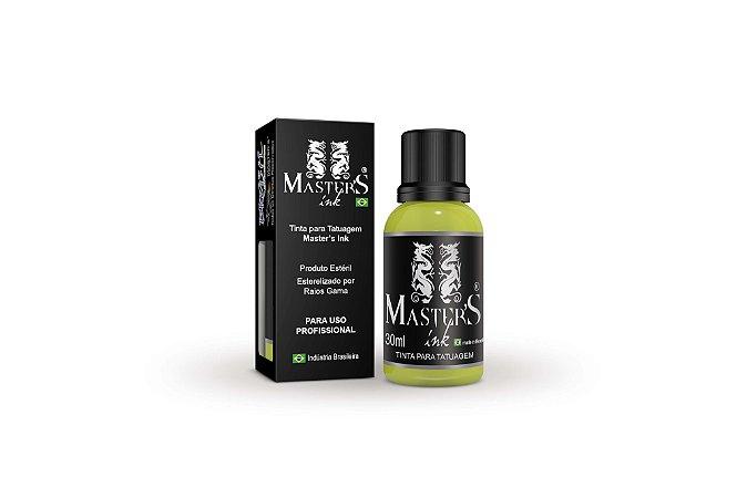 Tinta Master Ink Amarelo Limão 30ml