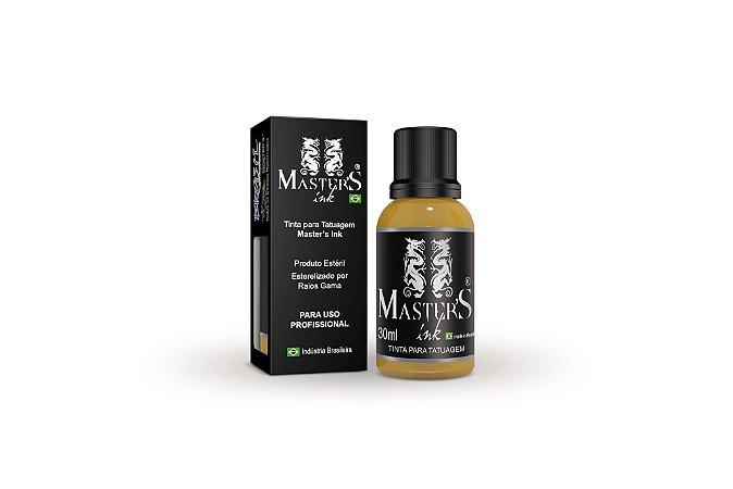 Tinta Master Ink Amarelo Ocre 30ml