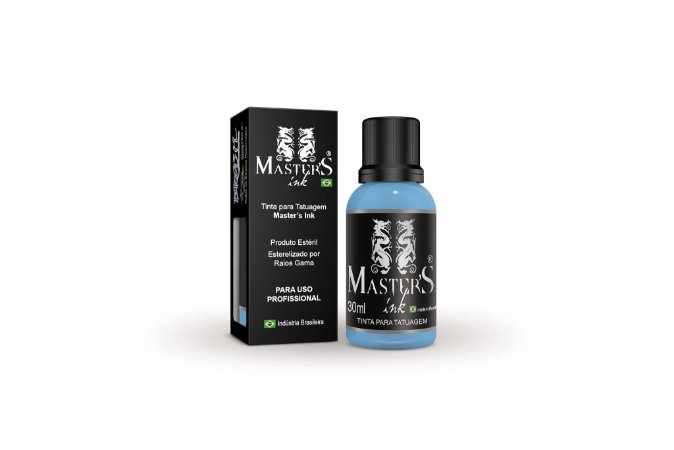 Tinta Master Ink Azul Bebe 30ml
