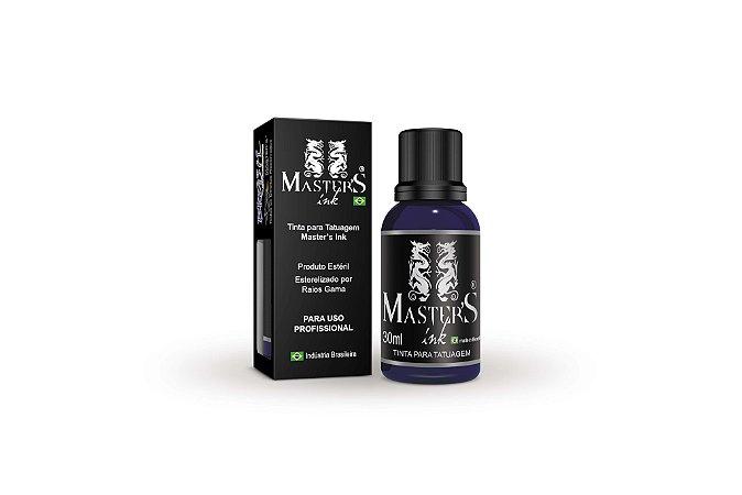 Tinta Master Ink Azul Escuro 30ml