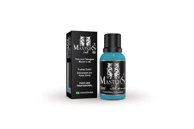 Tinta Master Ink Azul Turquesa 30ml