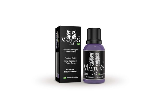 Tinta Master Ink Lilas 30ml