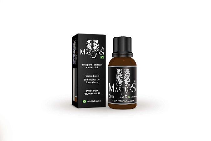 Tinta Master Ink Marrom Chocolate 30ml