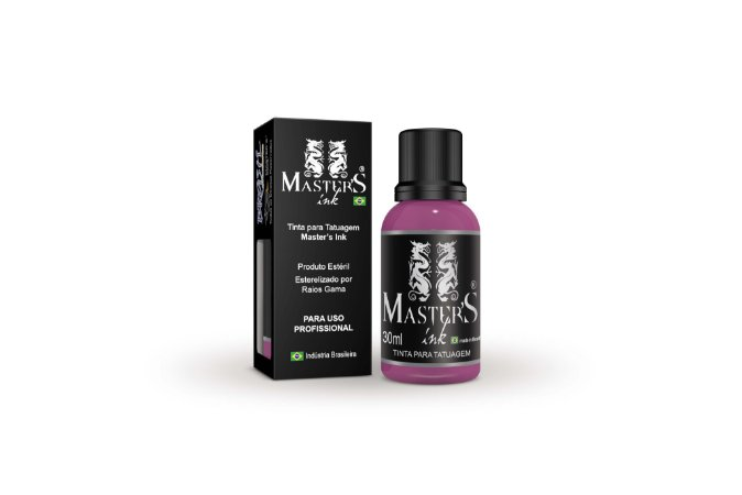 Tinta Master Ink Rosa Purpura 30ml