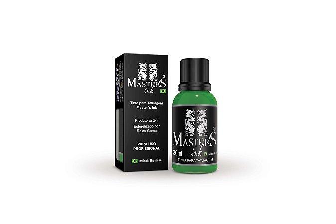 Tinta Master Ink Verde Claro 30ml