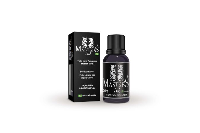 Tinta Master Ink Violeta 30ml