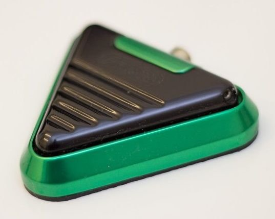 Pedal Aluminio - Verde