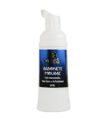 Sabonete Mousse 50ml - Long Life