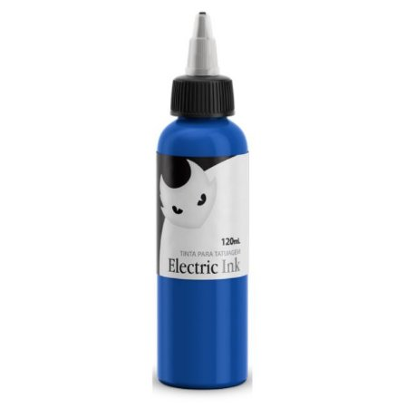 Tinta Electric Ink Azul Médio - 120ml