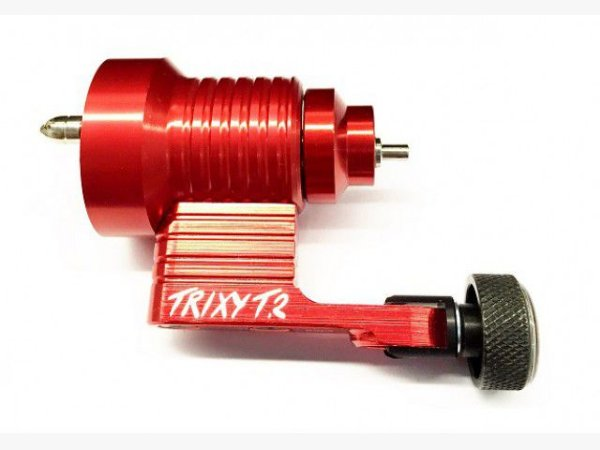 Rotativa Lauro Paolini Trixy T2 - Vermelha